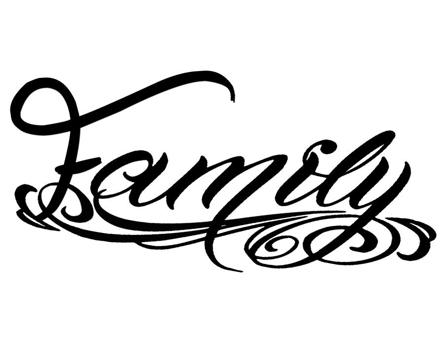 Family tattoo design by twstdnbrkn on deviantart for Family picture design