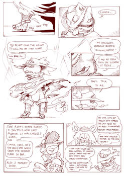 A Path To The Desert Page 15