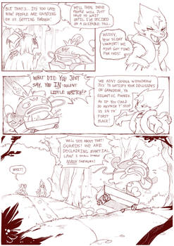 A Path To The Desert Page 18