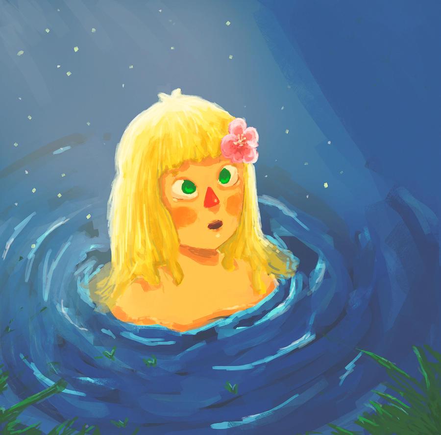 Mermaid by danmqrd