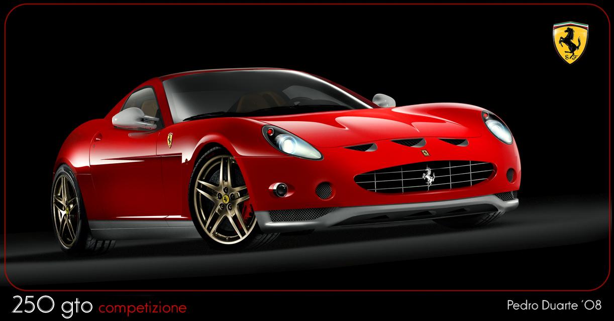 Ferrari 250 Gto Wallpapers: Ferrari 250 GTO Competizione By Laffonte On DeviantArt