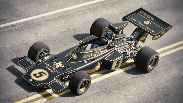Lotus 72D 1 (Film Series)