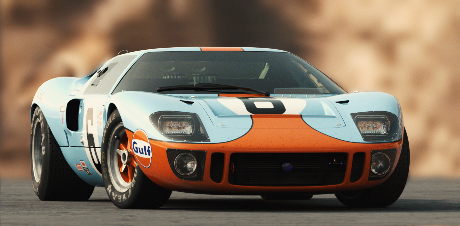 2017 <b>Ford GT40</b> Concept Sketch by SpyderRios - YouTube