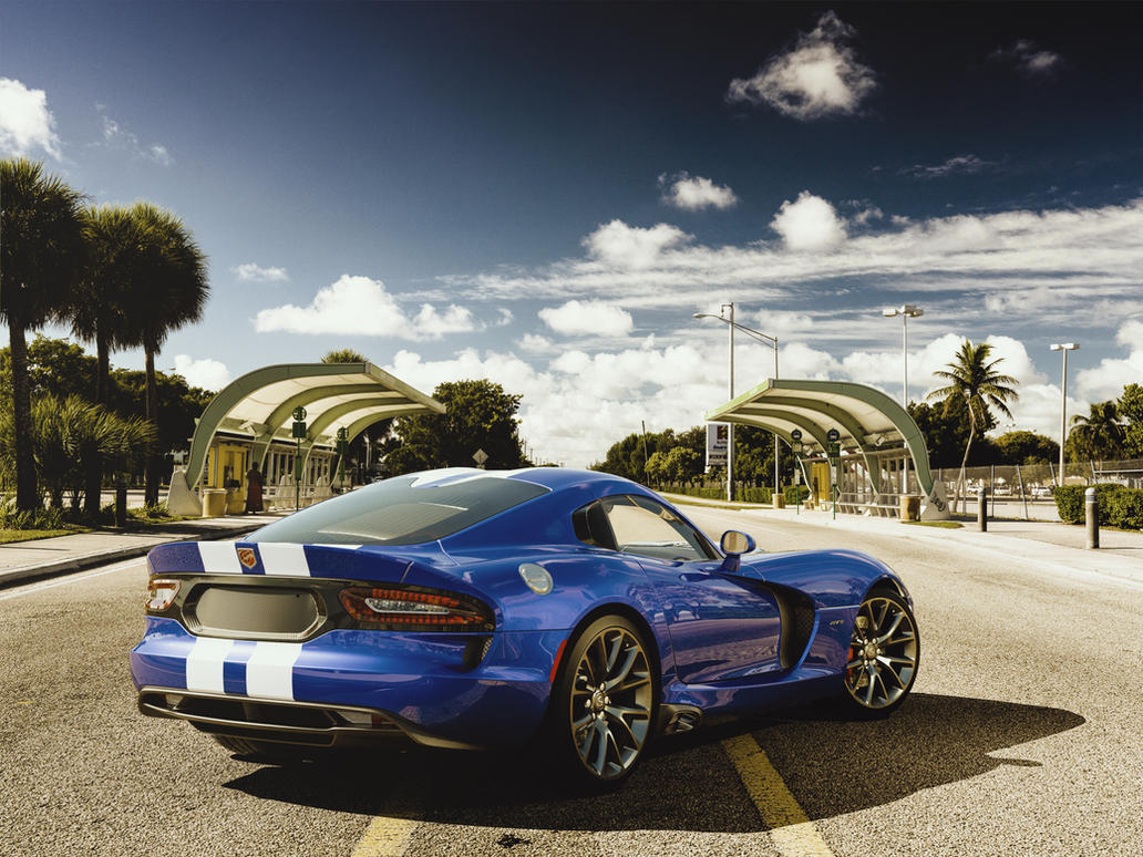 Viper GTS by Laffonte