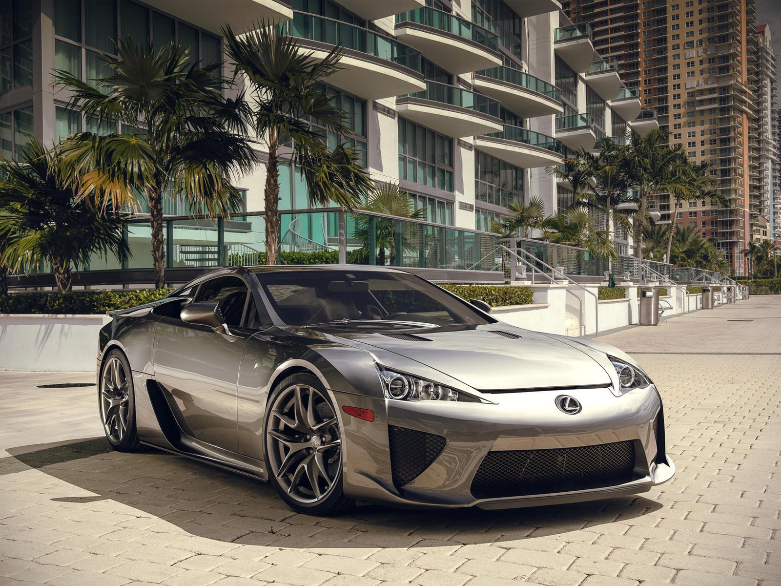 Lexus LFA by Laffonte