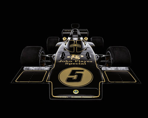 Lotus 72D (James Mann style)