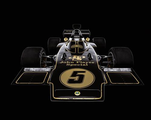 Lotus 72D (James Mann style)