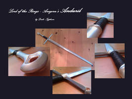 Aragorn's Anduril by dark--typhoon