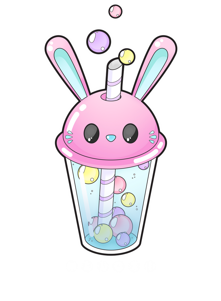 This is an image of Genius Cute Bunny Png Drawing