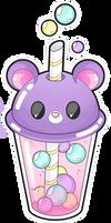 Bear bubble tea