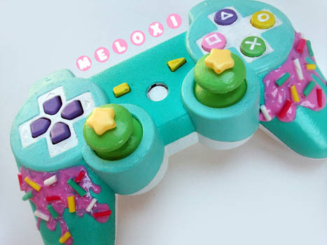 Cute melty controller