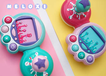 Cute melty controller by Meloxi