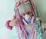 Cyber fairy kei