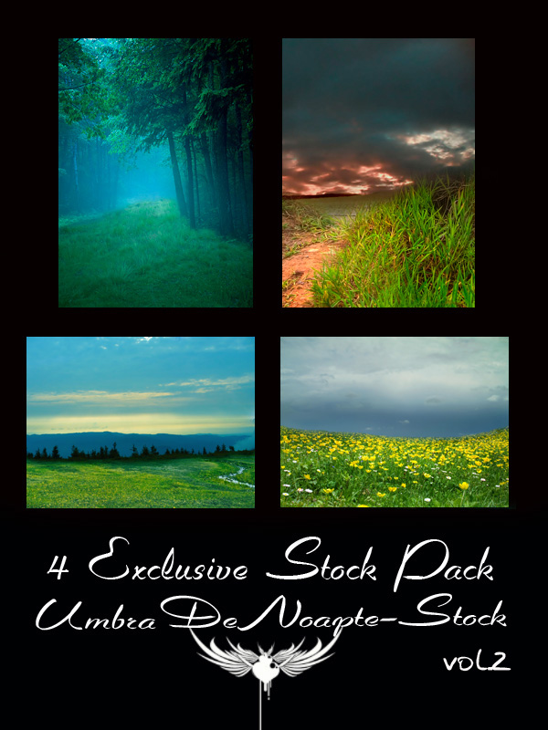 Exclusive Stock Pack vol.2 by UmbraDeNoapte-Stock