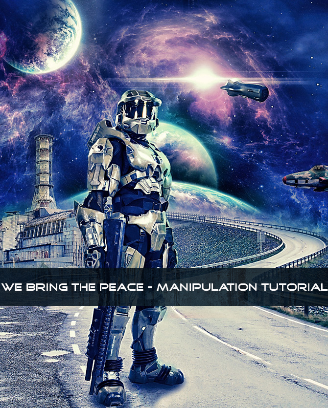 We Bring The Peace - Manipulation Tutorial by UmbraDeNoapte-Stock