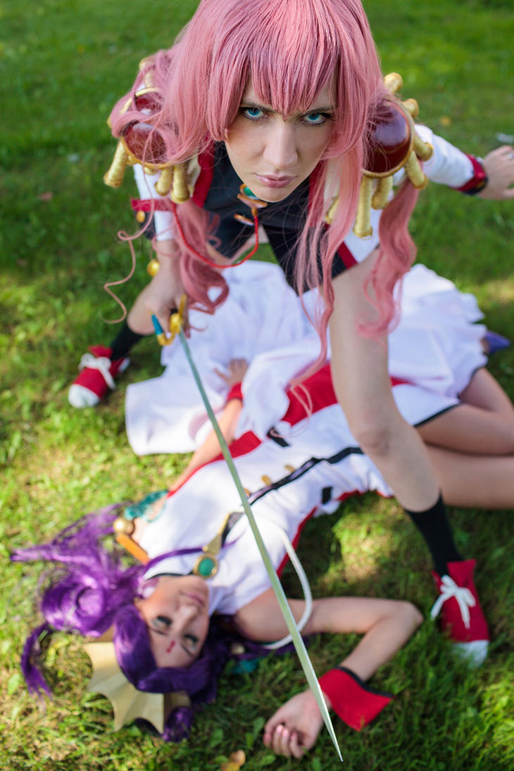 Revolutionary Girl Utena - I'll protect you by tajfu