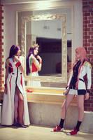Adolescence of Utena - Mirror by tajfu