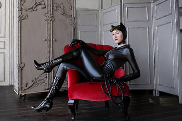 Catwoman - Seductrice by tajfu
