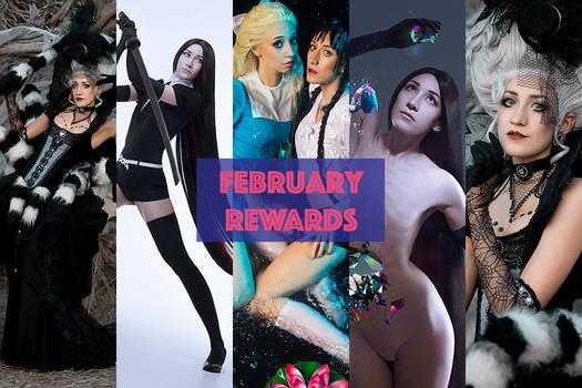 February Rewards 2020
