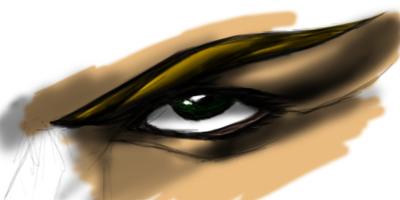 An eye by Laanella