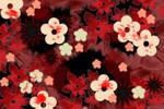 Bloody Kimono Pattern