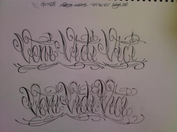 Veni Vidi Vici by shyne88 on DeviantArt