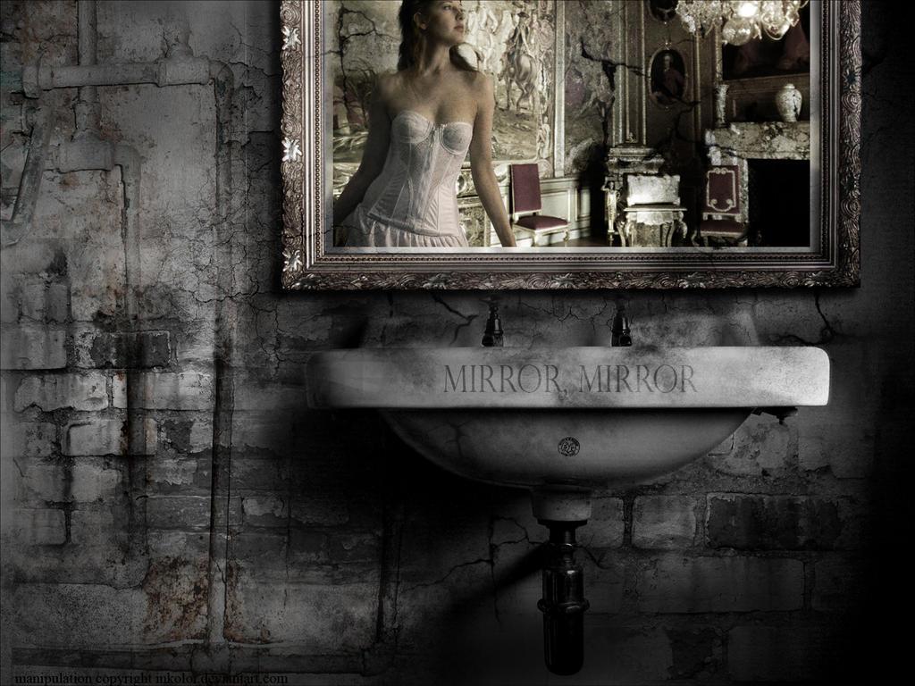 Mirror, Mirror by inkolor
