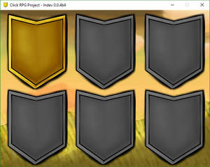 Click RPG Project MapMenu