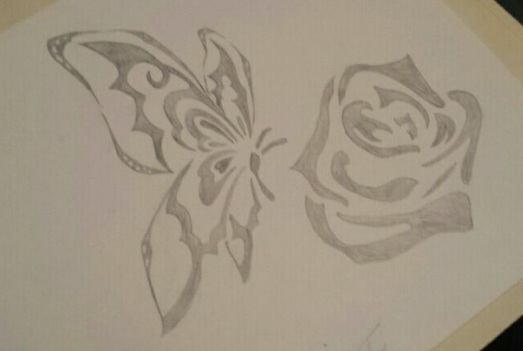 Butterfly by KingUndead