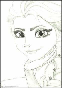 +Elsa the Snow Queen+