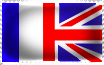 -.-France X UK Stamp.-. by VenomousViper3o