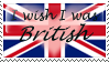 -.-Wish I Was British Stamp-.- by VenomousViper3o