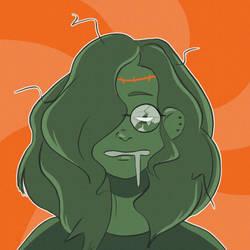 Halloween Zombie Nova icon