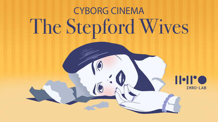 Movie poster (The Stepford Wives)