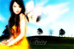 Fairy in the Field by tenczerszofi