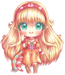 Charming Rosalia