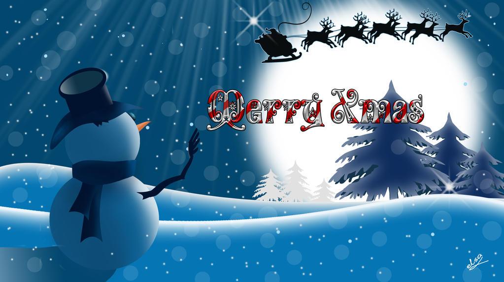 By Santa by Bryseyas
