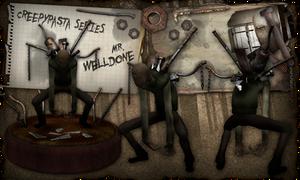 Creepypasta Series 2: Mr. Welldone