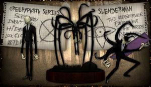 Creepypasta Series 5: Slenderman