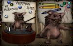 Creepypasta Series 12: Mr. Widemouth