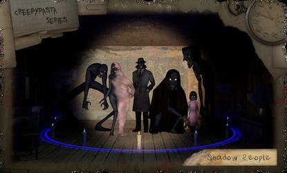 C.S. 18: Shadow People (Flashlight Version)
