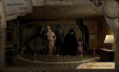 C.S. 18: Shadow People (Breach Version)