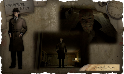 C.S. 18: The Midnight Man