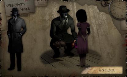 Creepypasta Series Addendum: The Hat Man 1