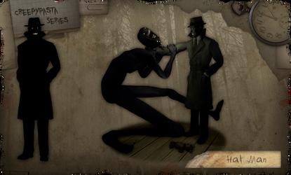 Creepypasta Series Addendum: The Hat Man 2