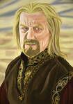Theoden, king of Rohan