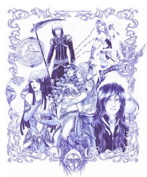 Heroes of Luna Cee