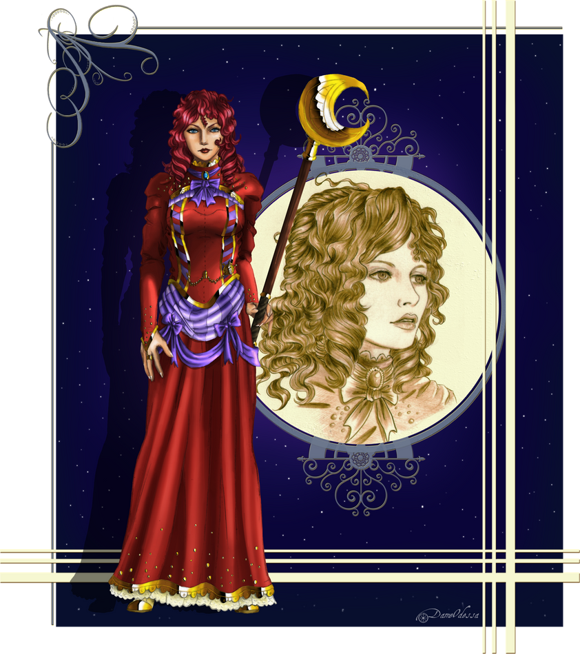 Persephone by DameOdessa