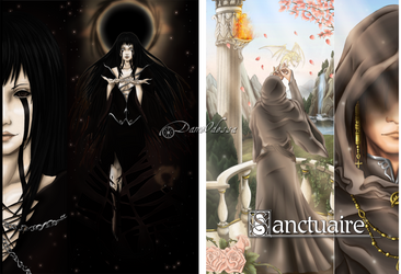 Artbook Cover .:: Sanctuaire ::.