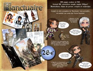 Sanctuaire est disponible! by DameOdessa